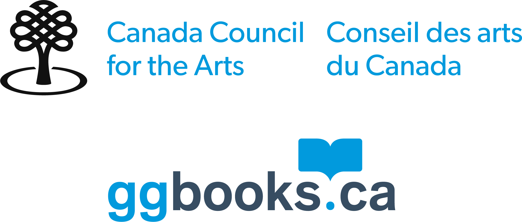 GG Books / Canada Council logo
