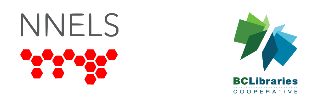 NNELS and BCLC logos
