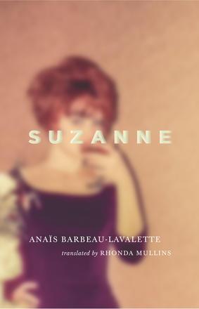 Cover fo Suzanne