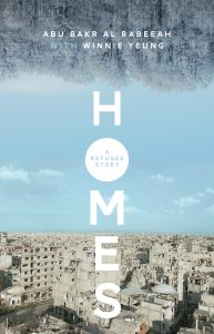 Cover of Homes: a Refugee Story